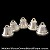 25mm Liberty Bell
