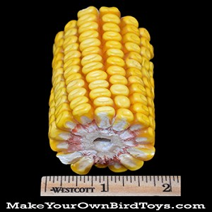 Dried Ear Corn