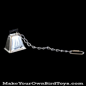 Medium Cow Bell Chain
