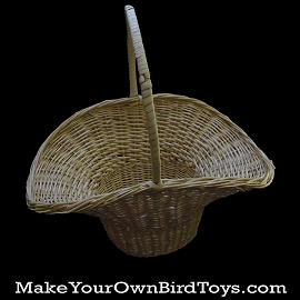 Willow Hat Basket